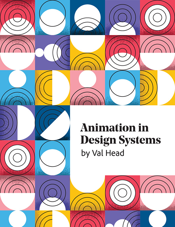 Animation in Design Systems digital cover