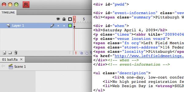 HTMLFlash